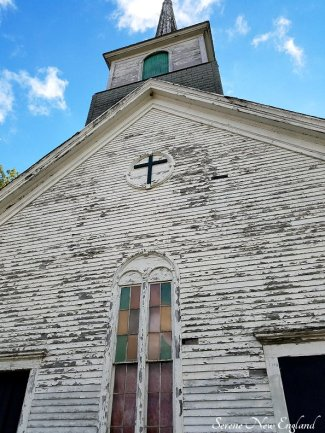 abandoned limington maine church (2)
